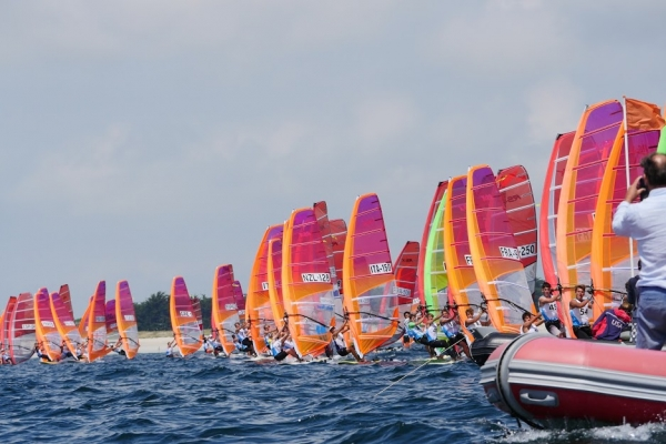 2019 RS:X Windsurfing European Championships  & RS:X Windsurfing Youth European Championships, 7-13/04/2019 -Mallorca