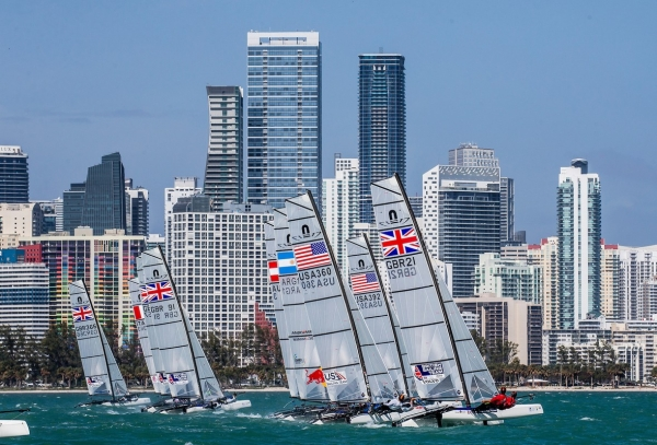 Hempel World Cup Series - Round 2, Miami- 27 Jan 2019 - 03 Feb