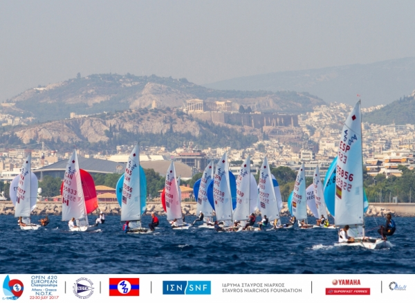 Athens International 420 Sailing Week &  Greek National Championship 2019 , Greece- March 22 - 25