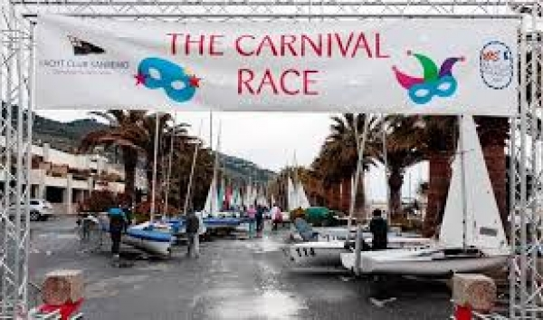 420 & 470 The Carnival  Race 2019- Sanremo, 21-24 February